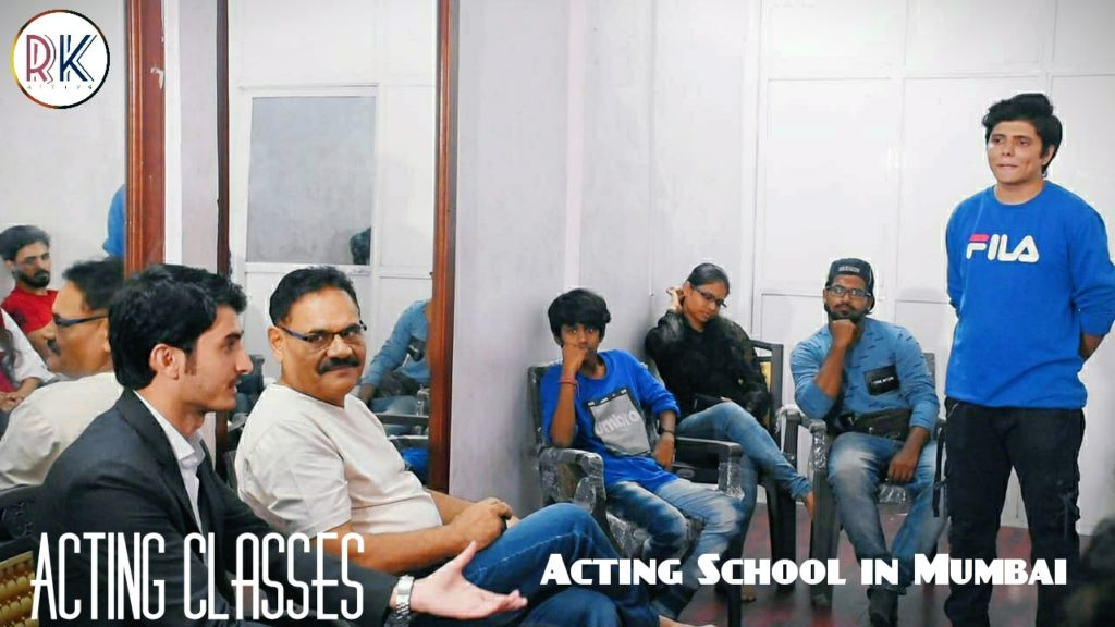 Acting school in Mumbai